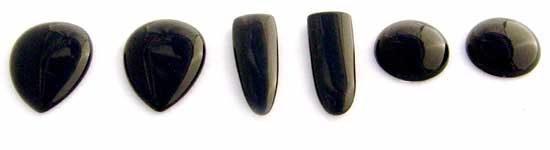 Assorted Black Onyx Selections