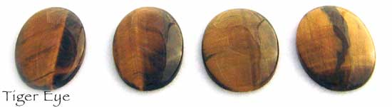 Assorted Tiger Eye Selections