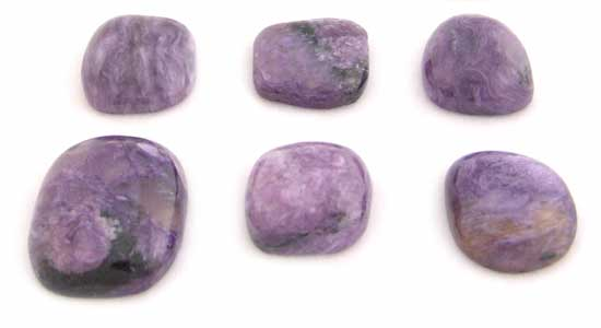 Assorted Charoite Selections
