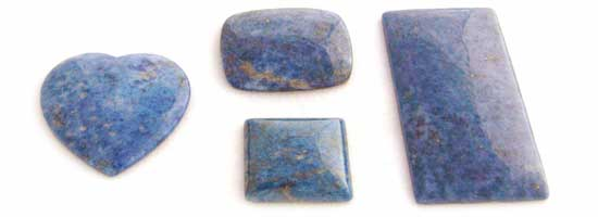 Assorted Denim Lapis Selections