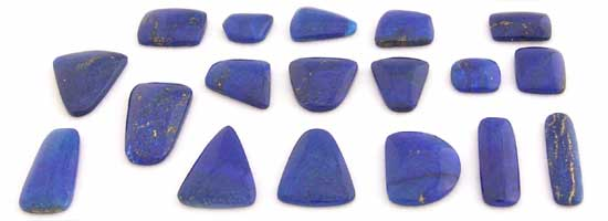 Assorted Lapis Selections
