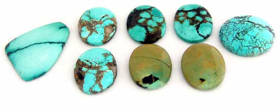 Assorted Turquoise Selections